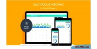 Followers soundcloud for analytics followers social