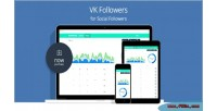 Followers vk for analytics followers social