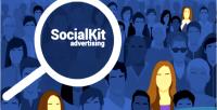 For advertising socialkit