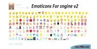 For emoticons sngine v2