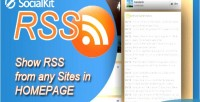 From rss socialkit site any