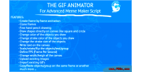 Gif the animator