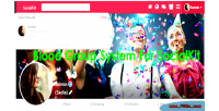 Group blood socialkit for system