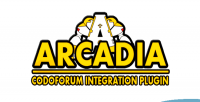 Integration codoforum arcadia for plugin