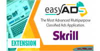 Integration easyads with skrill