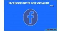 Invite facebook for socialkit