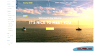 Landing page theme for builder html bootstrap landing