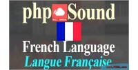 Language french for phpsound