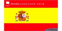 Language spanish kingmedia for pack