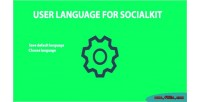 Language user for socialkit