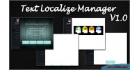 Localize text manager