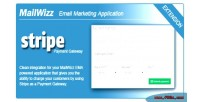 Mailwizz ema integration with stripe payment subscriptions for gateway