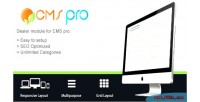 Manager dealer module pro cms for