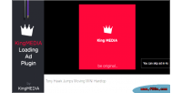 Media king plugin ad loading