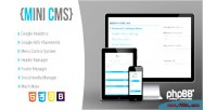Mini bboots cms