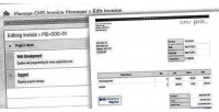 Module invoicing for m2 pro cms
