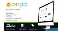 Module shop pro cms for