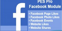 Modules facebook pro pes for