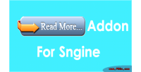 More read sngine for addon