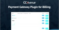 Payment ccavenue gateway ibilling for plugin