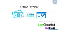 Payment offline plugin jobclass for & laraclassified