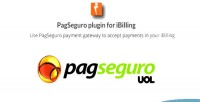 Payment pagseguro gateway ibilling for plugin