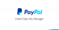 Paypal videotube ads manager