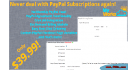 Paypal whmcs billing gateway payment agreement
