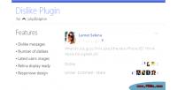 Plugin dislike for phpdolphin