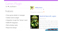 Plugin games for phpdolphin