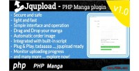Plugin jqupload manga php for