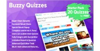 Plugin quizzes for buzzy
