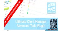 Plugin ucm advanced todo