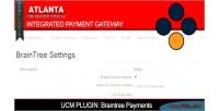 Plugin ucm gateway payment braintree