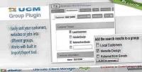 Plugin ucm group plugin