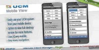Plugin ucm view device mobile