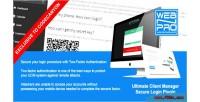 Plugin ucm secure login