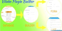 Plugin vitubo builder