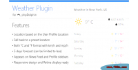 Plugin weather for phpdolphin