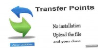 Points transfer system exchange powerful