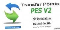 Points transfer powerful v2 system exchange