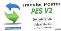 Points transfer powerful v2 system exchange