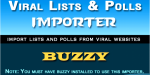 Poll list buzzy for importer