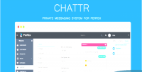 Private chattr messaging perfex for system