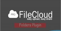 Pro filecloud plugin folders v2