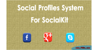 Profiles social socialkit for system
