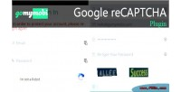 Recaptcha google gomymobibsb for plugin
