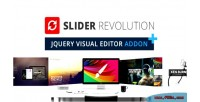 Revolution slider jquery addon editor visual