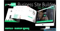 S gomymobibsb site agency theme startup krefolio