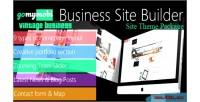 S gomymobibsb site business vintage theme